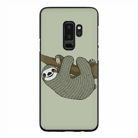 Greyish Sloth Samsung Galaxy Case