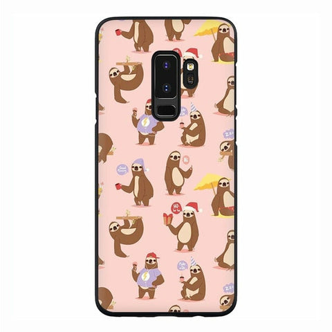 Laziness Sloth Samsung Galaxy Case