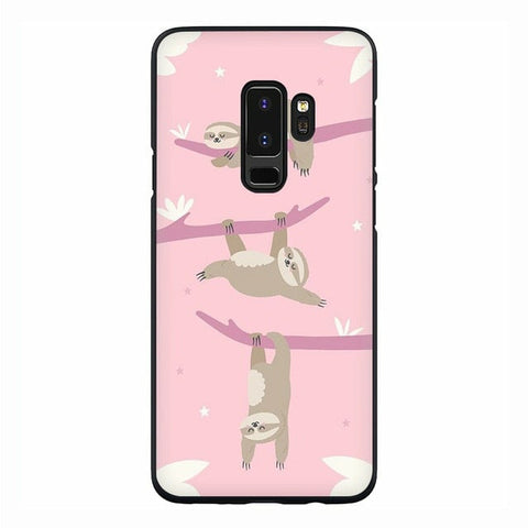 Babies Sloth Samsung Galaxy Case