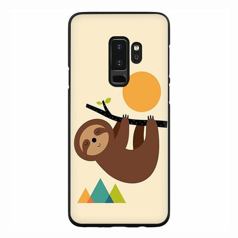 Shapes Sloth Samsung Galaxy Case