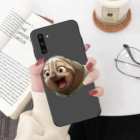 Blaaaah Sloth Samsung Galaxy Case