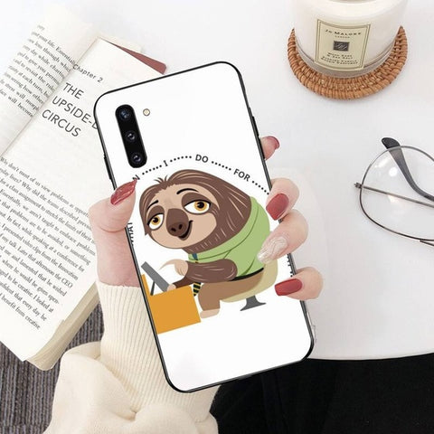 I Do For Sloth Samsung Galaxy Case