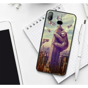 GodSloth Samsung Galaxy Case - Sloth Gift shop