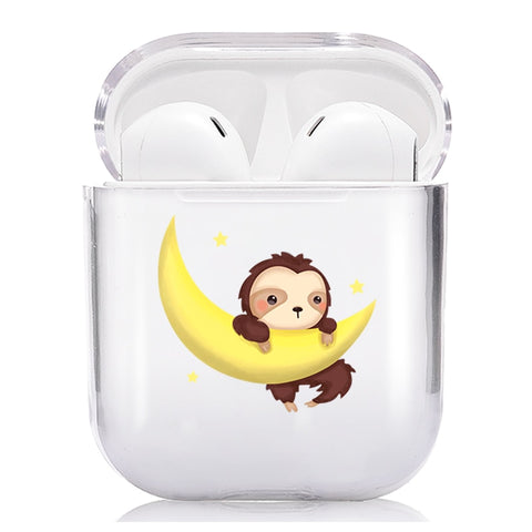 Hang in the Moon Airpods Case - Sloth Gift shop