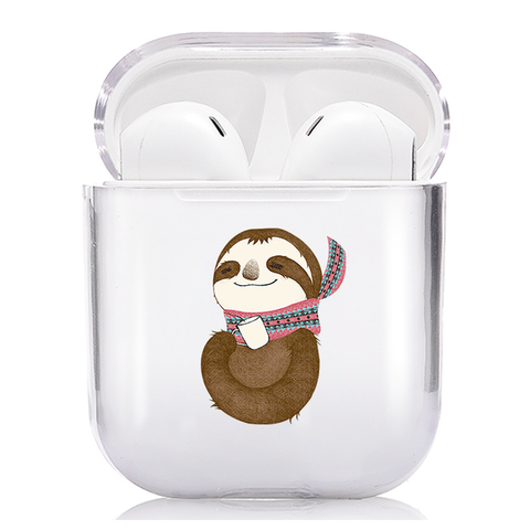 Proud sloth Airpods Case - Sloth Gift shop