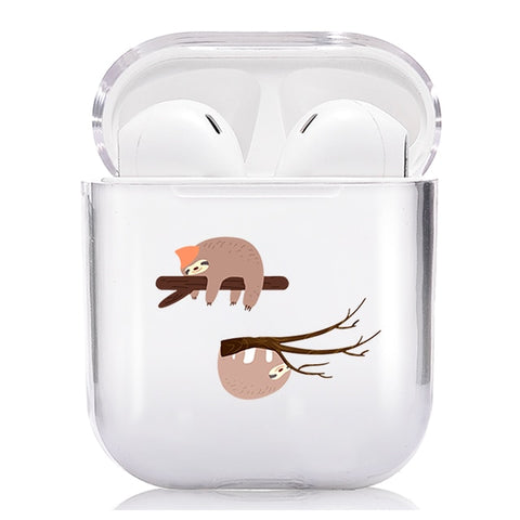 Double Sloth Airpods Case - Sloth Gift shop
