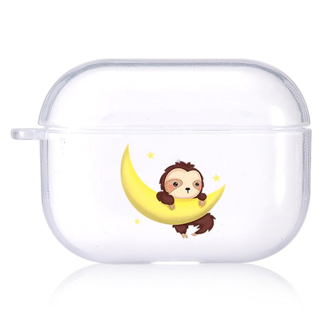 Image of Hang in the Moon Airpods Case - Sloth Gift shop