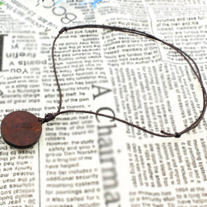 Face of Sloth Necklace - Sloth Gift shop