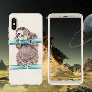 One Eye Sloth Xiaomi Redmi Case - Sloth Gift shop