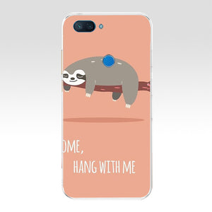 Come Come Xiaomi Redmi Case - Sloth Gift shop