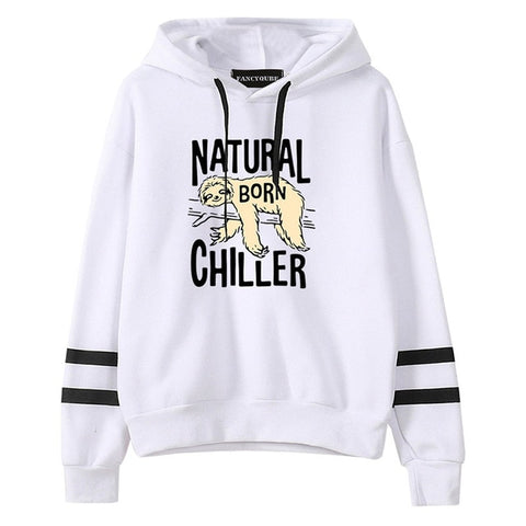 Natural Chiller Hoodie
