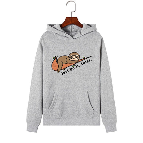 Later My Sloth Hoodie - Sloth Gift shop