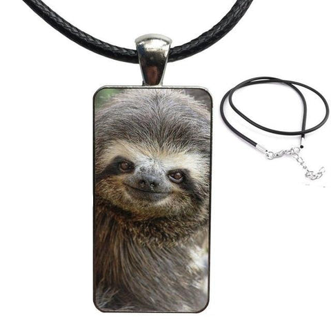 Come Here Necklace - Sloth Gift shop