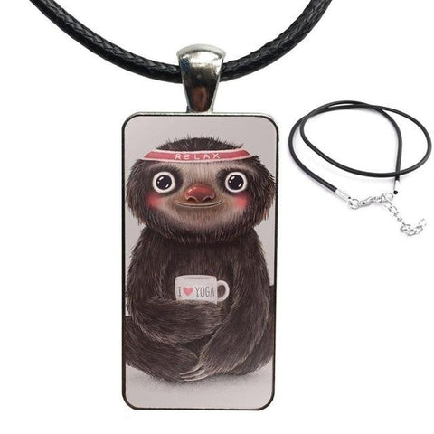 Baby Relax Necklace - Sloth Gift shop
