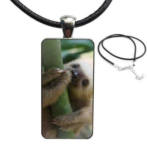Smell My Feet Necklace - Sloth Gift shop