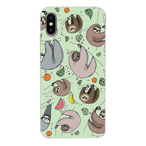My Sloth Friends LG Case