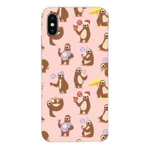 Time To Sleep Sloth LG Case