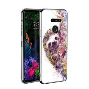 Art Sloth LG Case