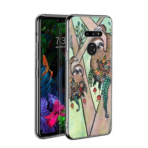 Flowers All Over LG Case