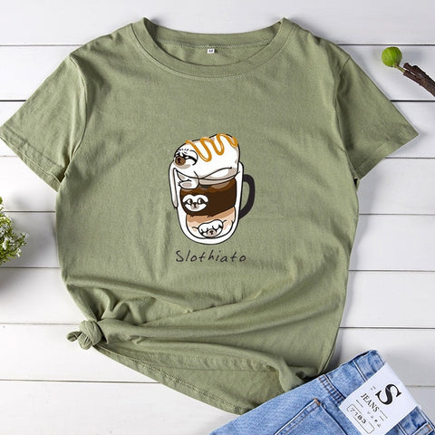 Image of Slothiato T-shirt