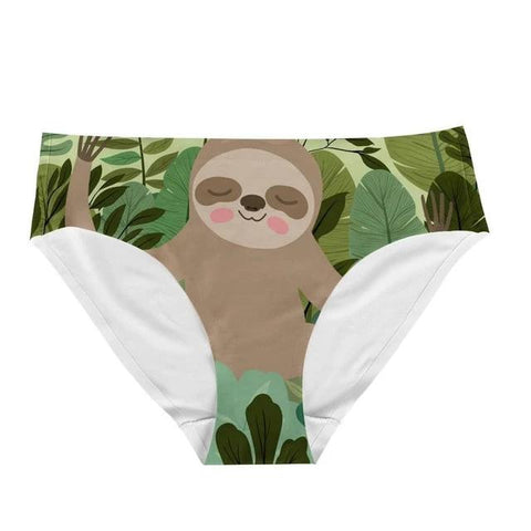 Big Face Sloth Underwear