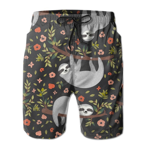 Summer Sloth Boardshort