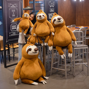 Adorable Sloth Plush Toy