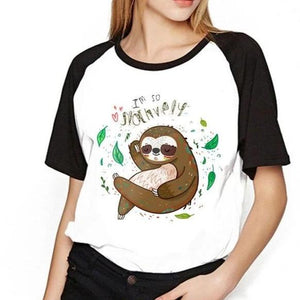 Lovely Sloth T-Shirt