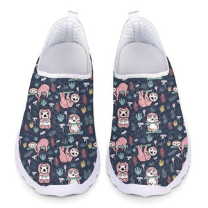 Cheerful Sloth Shoes