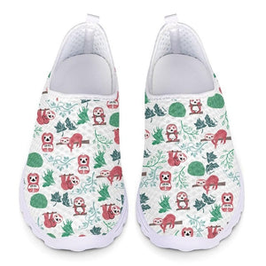 Charming Sloth Shoes