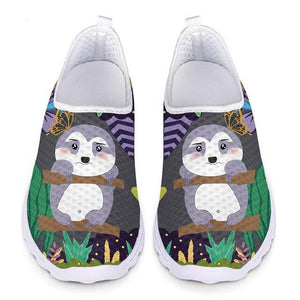 Lonely Eyes Sloth Shoes