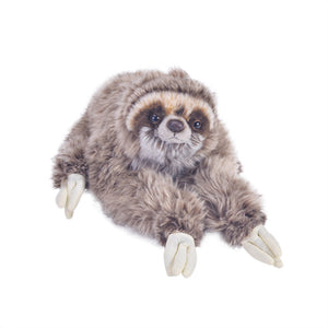 Fluffy Sloth Plush Toy