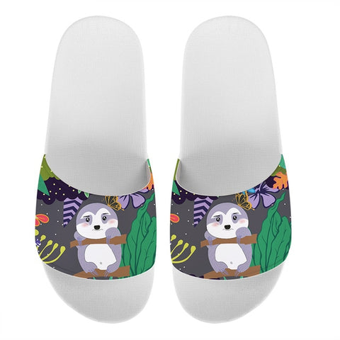 Under The Sea Sloth Sandals