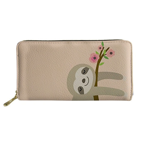 Lonely Sloth Purse / Wallet