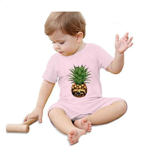 Pineapple Sloth Jumpsuit