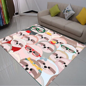 Pack of Sloth Carpet