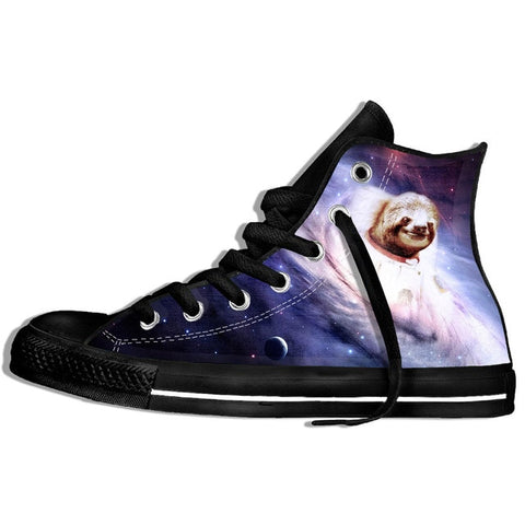 Galaxy Sloth Shoesx