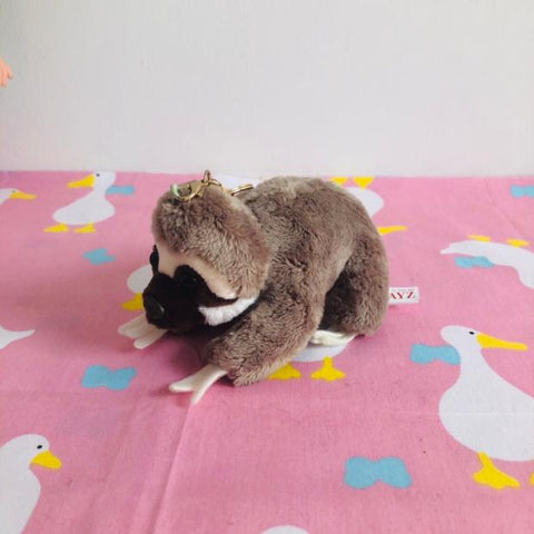 Crawling Sloth Plush Toy