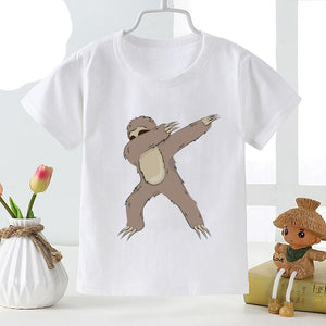 Jolly Sloth T-shirt