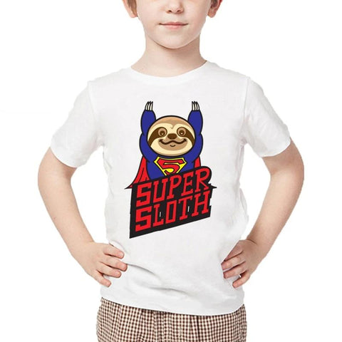 Super Sloth T-shirt