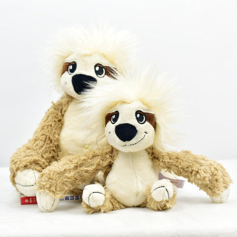 Smiling Sloth Toy