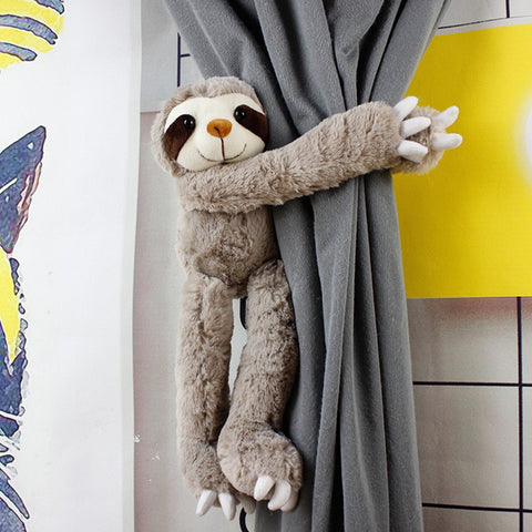 Charming Sloth Plush Toy