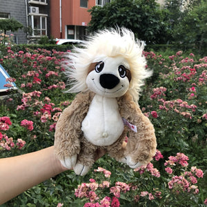 Curly Sloth Toy