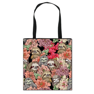 Moods of Sloth Tote Bag