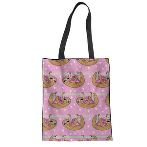 Lovely Sloth Tote Bag