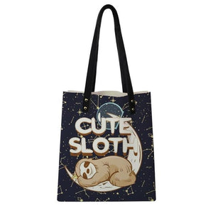 Appealing Sloth Tote Bag