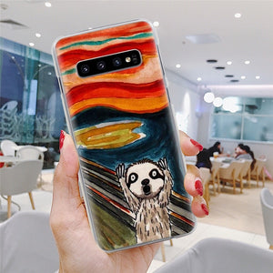 Scary Sloth Samsung Galaxy Case