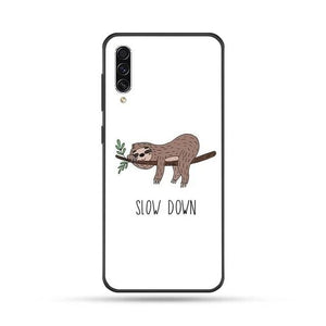 Slow Down Sloth Samsung Galaxy Case