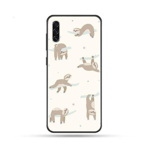 Twilight Sloth Samsung Galaxy Case