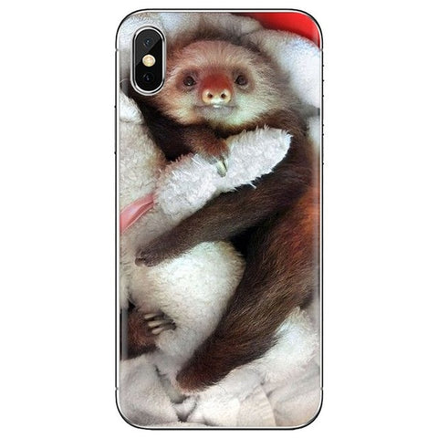Hugging Sloth Samsung Galaxy Case